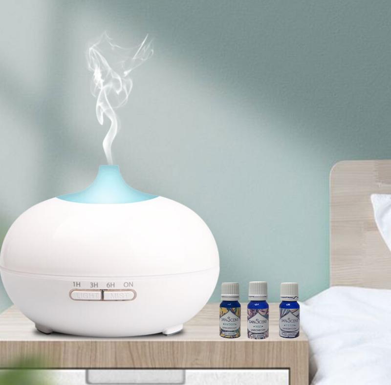 מפיצי ריח לחדר כושר